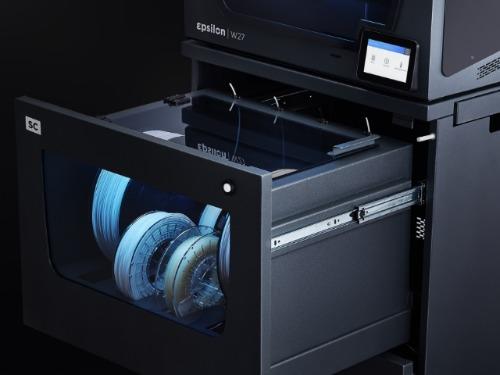 Smart Cabinet - filament droger en UPS voor de beste prestaties van uw BCN3D 3D-printer