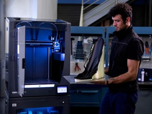 BCN3D Epsilon W50 - print grote producten met industriële materialen