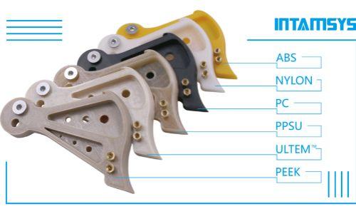 INTAMSYS Multi Material Printing Capability
