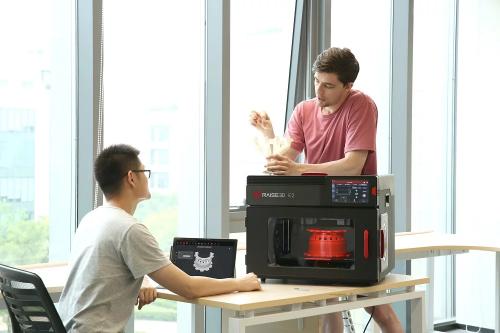 Raise3D E2, de 3D-printer gemaakt voor het onderwijs