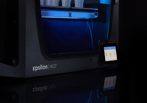 BCN3D Epsilon W27 IDEX 5 inch kleuren touch screen