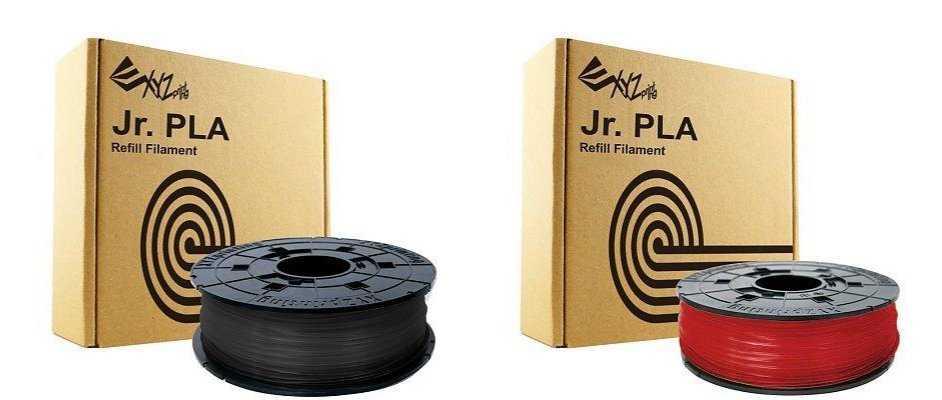 XYZprinting filament voor da Vinci junior en mini