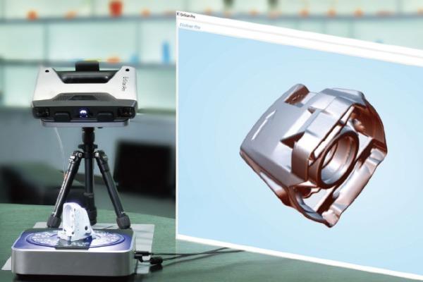 EinScan Pro 2X met Industrial Pack