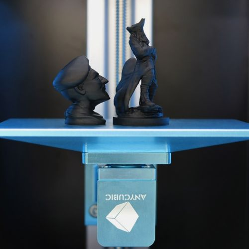 Anycubic Photon DLP Resin Printer voorbeelden