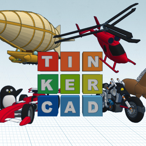 Tinkercad instap 3D Workshop - Bits2Atoms opleidingen