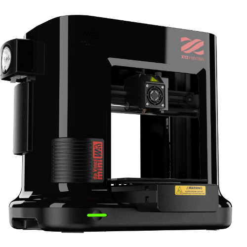 XYZprinting da Vinci Mini 3D-printer Black thuisprinter
