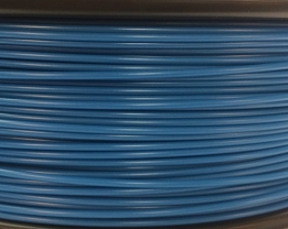 Blauw ABS filament Bits2Atoms