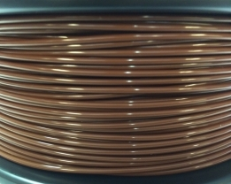 Bits2Atoms brown PLA filament 1,75 mm