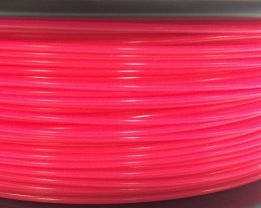 Bits2Atoms PLA filament pink (roze) 2,85 mm / 750 gram