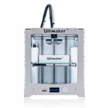 Ultimaker 2+ 3D printer voorkant - Kopen? Bits2Atoms