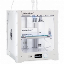 Ultimaker 3 3D-printer betrouwbare dual extrusie - Bits2Atoms