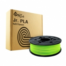 XYZ Printing Junior Mini Nano PLA Filament Neon Groen 1,75 mm / 600 gram