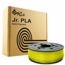 XYZprinting PLA filament da Vinci Mini en Jr. 1,75 mm 600 gram Geel | Bits2Atoms