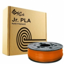 PLA filament voor da Vinci Nano Mini Junior transparante kleur