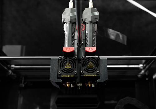 Raise3D Pro3 3D-printer met verwisselbare hotends