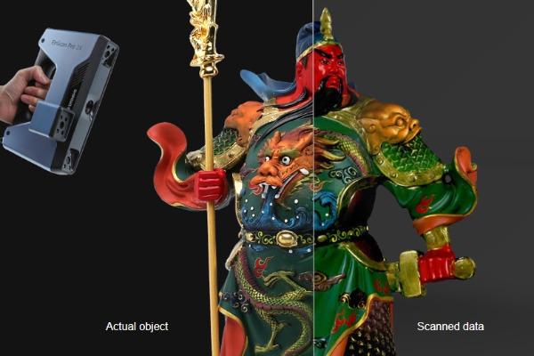 EinScan Pro 2X met Color Pack